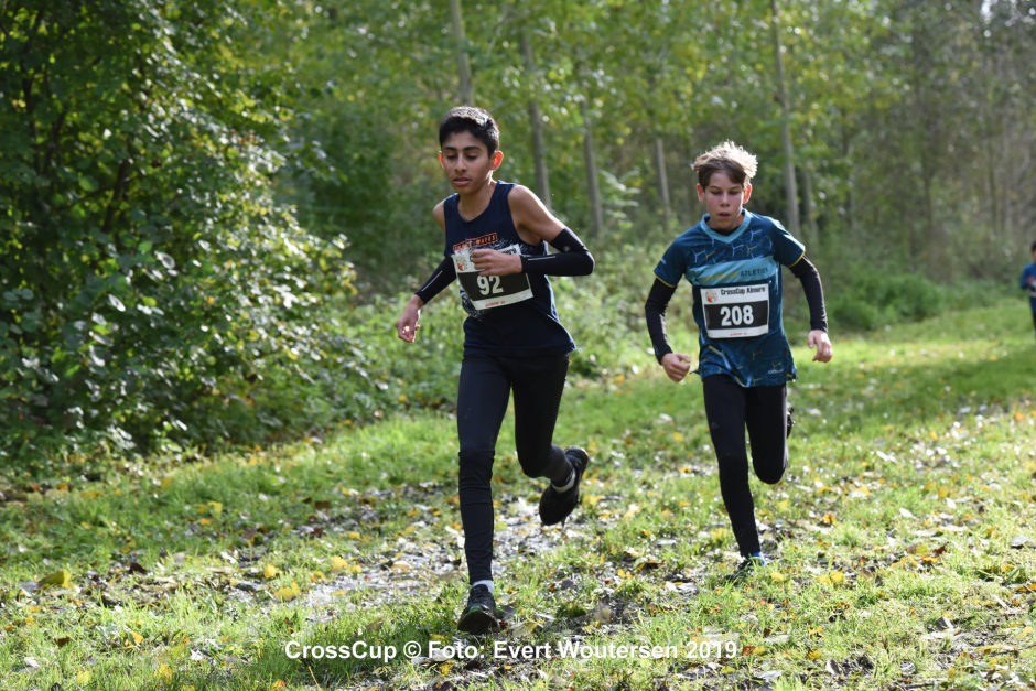 Crosslopen (foto Evert Woutersen)