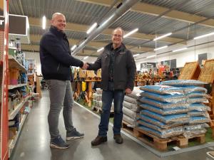 Welkoop Zeewolde sponsor Welkoop Wintercross