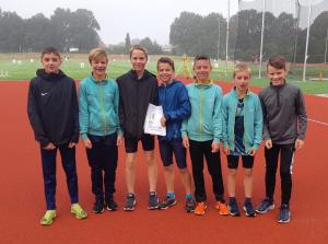 Team Junioren jongens C D